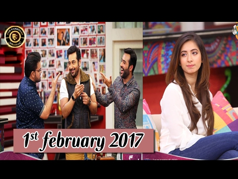 Salam Zindagi | Latest Show With DhoomBros Entertainer | 1st February 2017 | ARY Zindagi