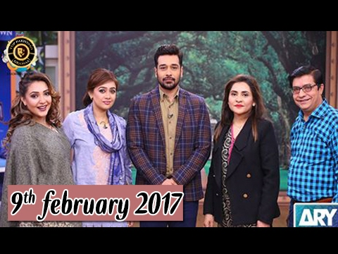 Salam Zindagi | Latest Show With Dr Ayesha Abbas & Amna karim | 9th February 2017 | ARY Zindagi