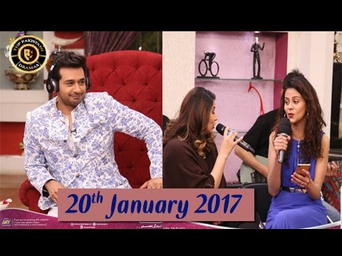 Salam Zindagi | Latest Show With Hassan Niazi & Jinaan Hussain | 20th January 2017 | ARY Zindagi