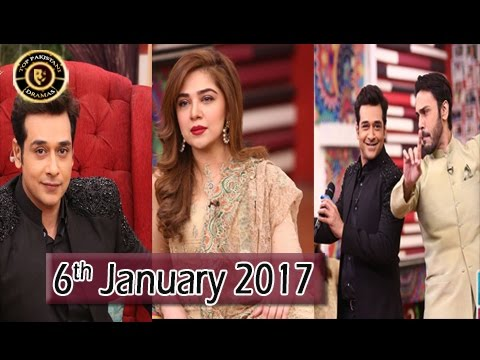 Salam Zindagi | Latest Show with Kunwar Nafees & Natasha Ali | 6th January 2017