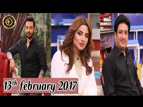 Salam Zindagi | Latest Show With Maria Zahid & Faisal Shaikh | 13th February 2017 | ARY Zindagi