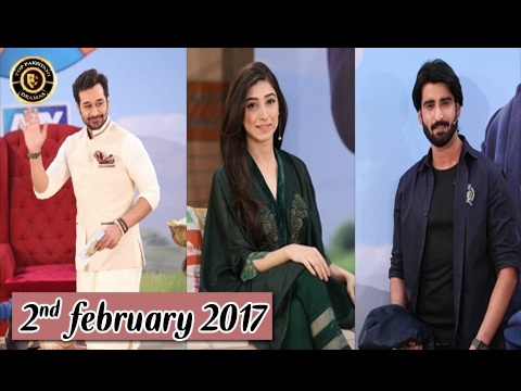 Salam Zindagi | Latest Show With Mariyam Nafees & Agha Ali | 2nd February 2017 | ARY Zindagi