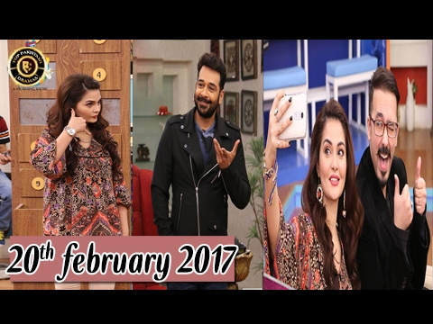 Salam Zindagi | Latest Show With Nasir Khan Jan & Waseem Hassan Sheikh | 20th February 2017