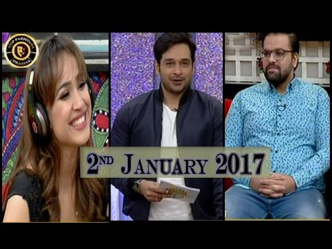 Salam Zindagi | Latest Show with Naveed Raza & Faryal Mehmood | 2nd January 2017
