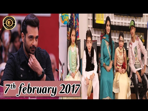 Salam Zindagi | Latest Show With Noor Bukhari & Ayaz Samoo | 7th February 2017 | ARY Zindagi