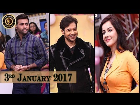 Salam Zindagi | Latest Show with Rabi Pirzada & Hasan Jahangir | 3rd January 2017
