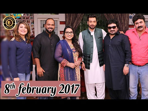 Salam Zindagi | Latest Show With Uroosa Siddiqui & Danish Nawaz | 8th February 2017 | ARY Zindagi