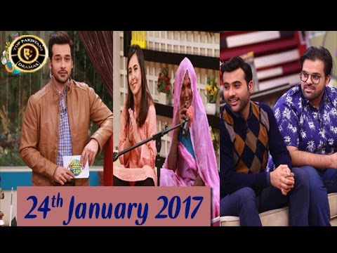 Salam Zindagi | Latest Show With Uzma Tahir & Natasha Baig | 24th January 2017 | ARY Zindagi