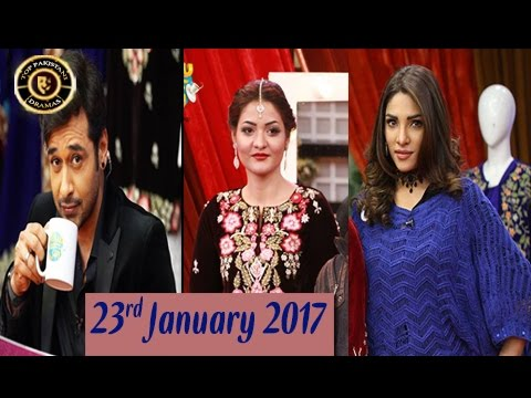 Salam Zindagi | Latest Show With Zhalay Sarhadi & Rizwana Khan | 23rd January 2017 | ARY Zindagi