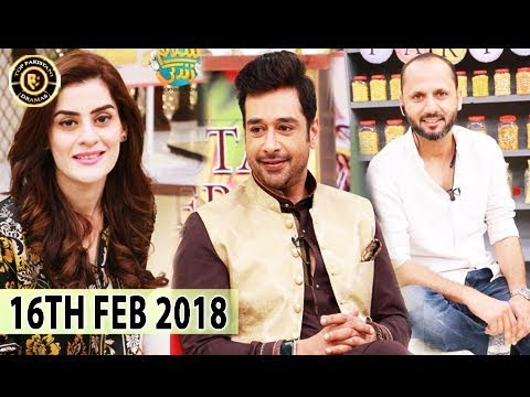 Salam Zindagi - Pasta Party special - Top Pakistani Show