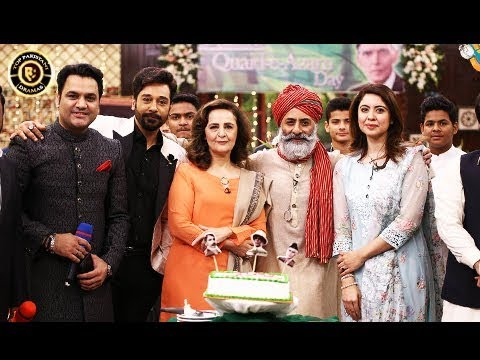 Salam Zindagi -  Quaid-e-Azam Day Celebrations - Top Pakistani Show