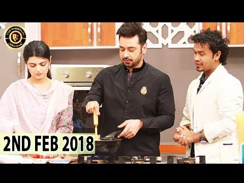 Salam Zindagi - Shaista & Chef Iqbal - Top Pakistani Show