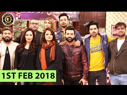 Salam Zindagi - Singer Vs Actor Special - Top Pakistani Show