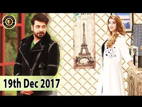 Salam Zindagi With Faysal Qureshi - 19th Dec 2017 - Top Pakistani Show