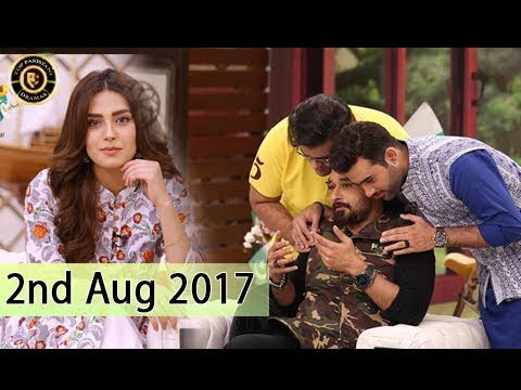 Salam Zindagi With Faysal Qureshi - 2nd August 2017 - Top Pakistani Show