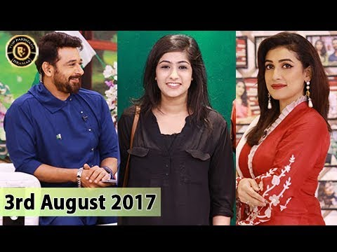 Salam Zindagi With Faysal Qureshi - 3rd August 2017 - Top Pakistani Drama