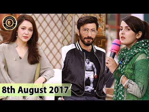 Salam Zindagi With Faysal Qureshi - 8th August 2017 - Top Pakistani Show