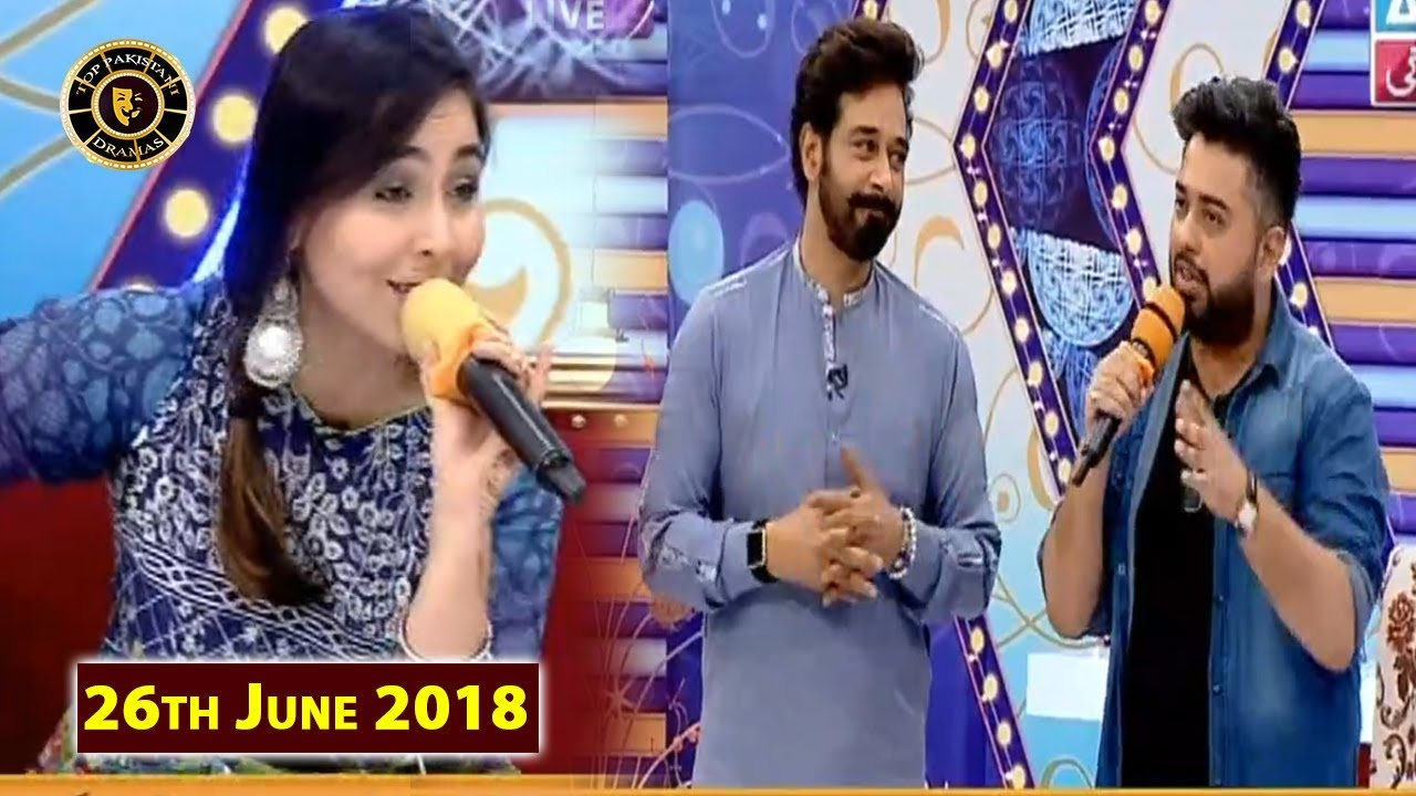 Salam Zindagi With Faysal Qureshi - Fiza Ali & Tipu Sharif - Top Pakistani Show