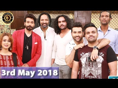Salam Zindagi With Faysal Qureshi - Fuzon Band Special - Top Pakistani Show