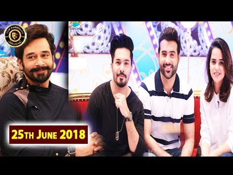 Salam Zindagi With Faysal Qureshi - Rabia Kulsoom & Ayaz Samoo - Top Pakistani Show