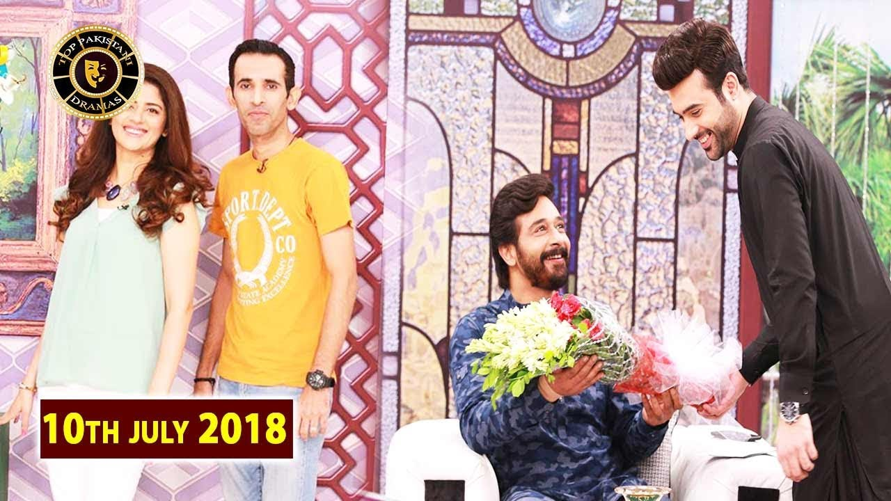Salam Zindagi With Faysal Qureshi - Shafqat Khan & Ali Manzoor - Top Pakistani Show