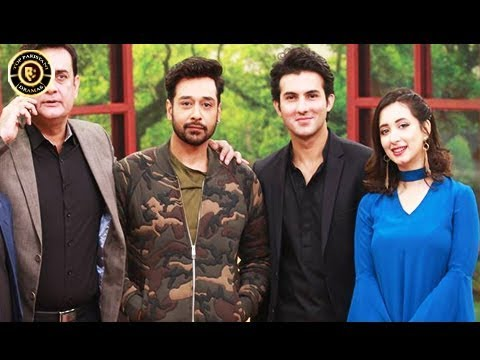 Salam Zindagi With Faysal Qureshi - Zard Zamano Ka Sawera Drama Cast - 8th December 2017