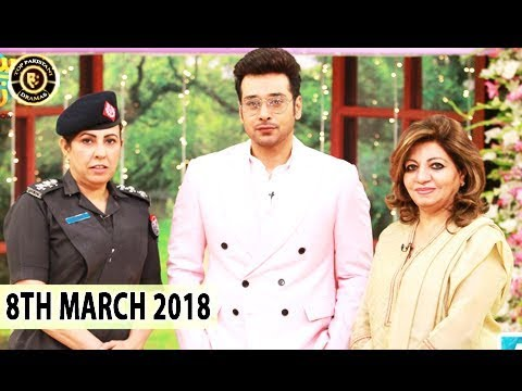 Salam Zindagi - Women's Day Special - Top Pakistani Show