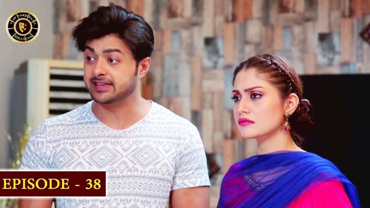 Jalebi Episode 38   Top Pakistani Drama