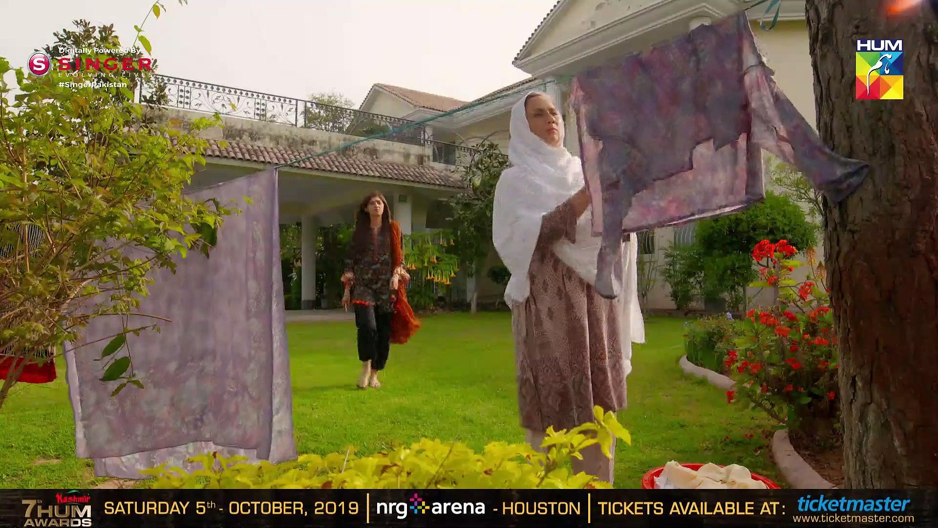 Main Khwab Bunti Hon Episode #60 HUM TV Drama 3 October 2019