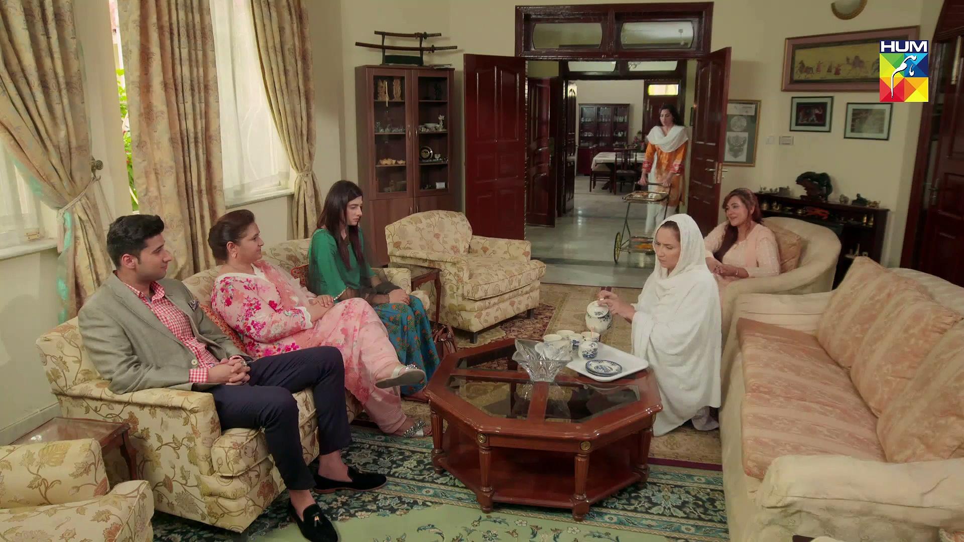 Main Khwab Bunti Hon Episode 67 HUM TV Drama 14 October 2019