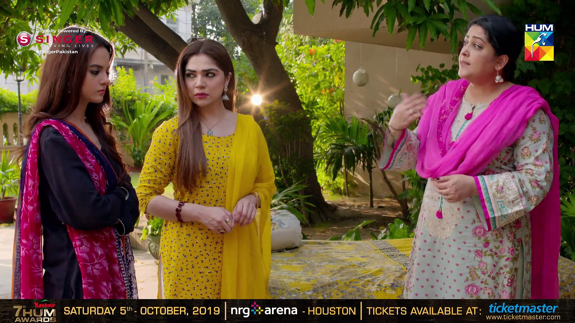 Resham Gali Ki Husna Episode #12 HUM TV Drama 6 October 2019