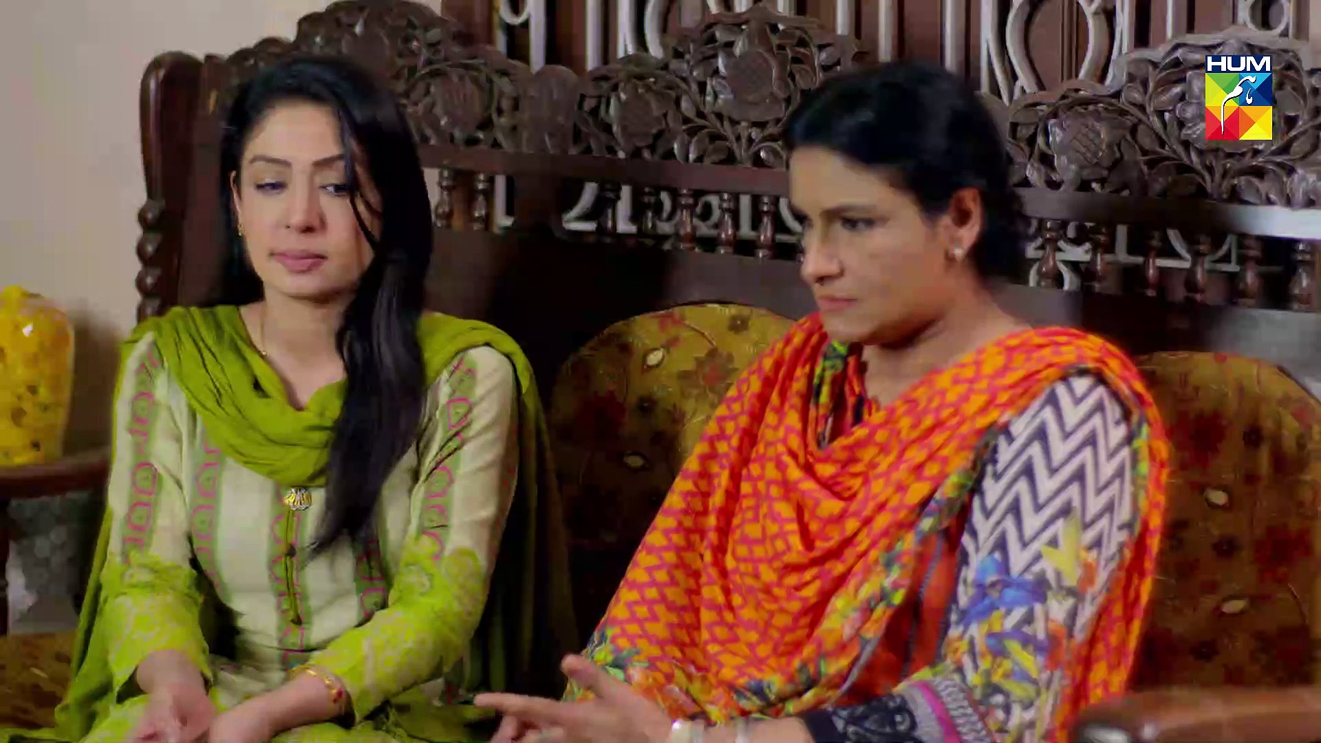 Resham Gali Ki Husna Episode 13 HUM TV Drama 13 October 2019