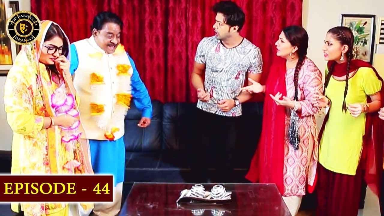 Jalebi Episode 44   Top Pakistani Drama