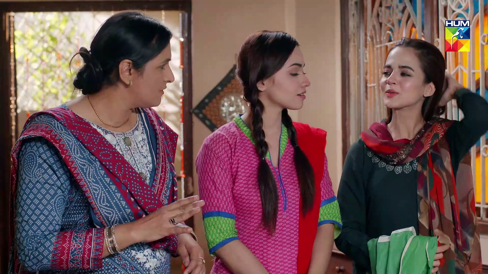 Resham Gali Ki Husna Episode 17 HUM TV Drama 10 November 2019