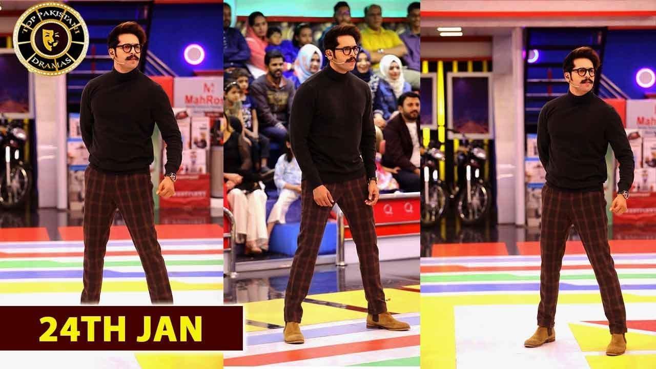 Jeeto Pakistan | Fahad Mustafa | Top Pakistani Show