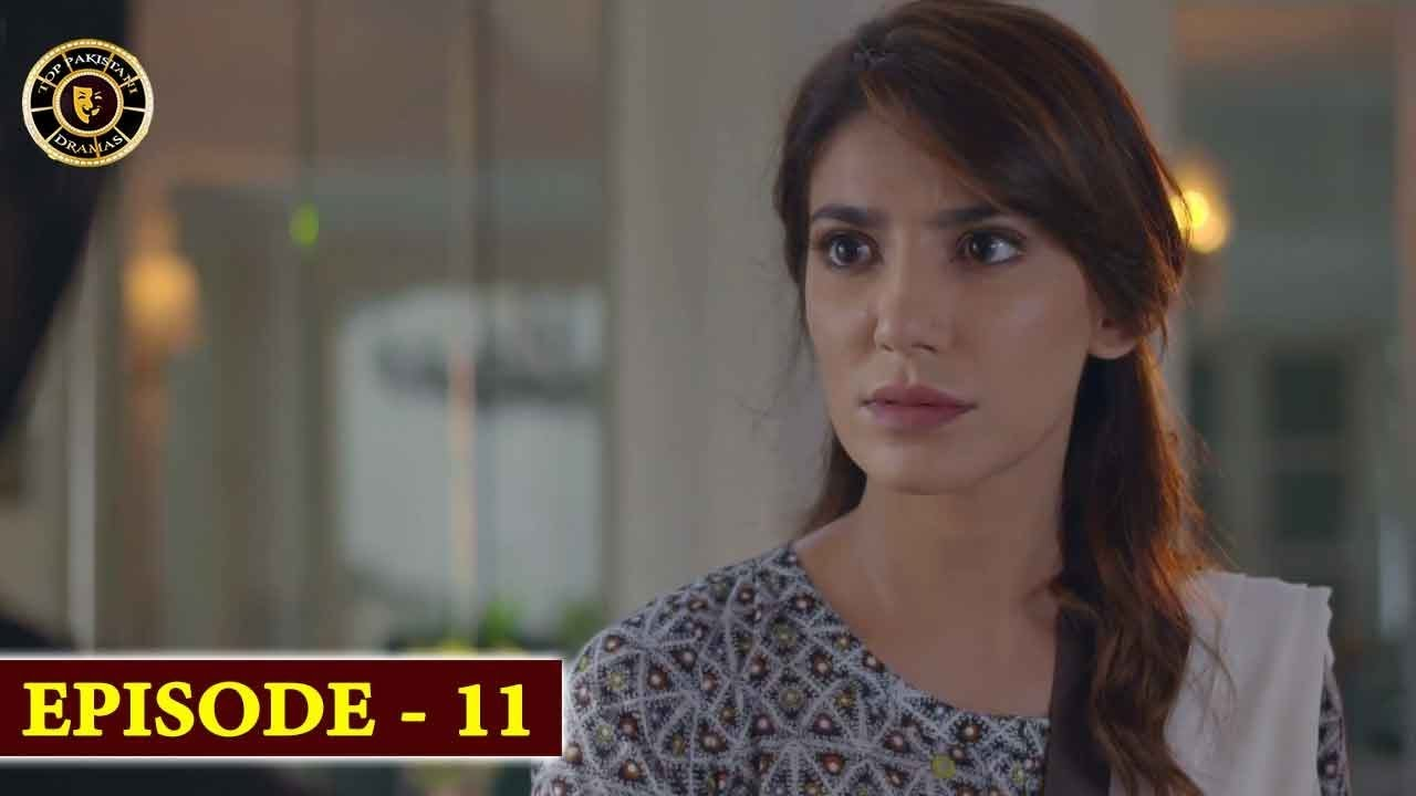 Bewafa Episode 11   Naveen Waqar & Ali Rehman   Top Pakistani Drama