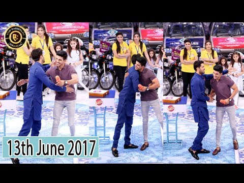 Jeeto Pakistan - 13th June 2017 -  Fahad Mustafa - Top Pakistani Show