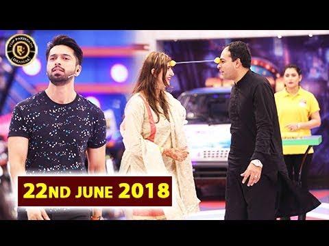 Jeeto Pakistan - 22nd June 2018 - Top Pakistani Show