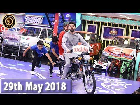 Jeeto Pakistan  - 29th May 2018 - Top Pakistani Drama