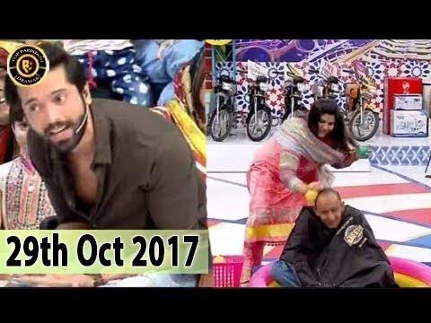 Jeeto Pakistan - 29th October 2017 -  Fahad Mustafa - Top Pakistani Show