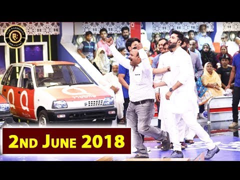 Jeeto Pakistan - 2nd June 2018 Top Pakistani Show