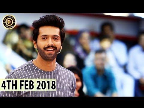 Jeeto Pakistan - 4th Feb 2018 -  Fahad Mustafa - Top Pakistani Show