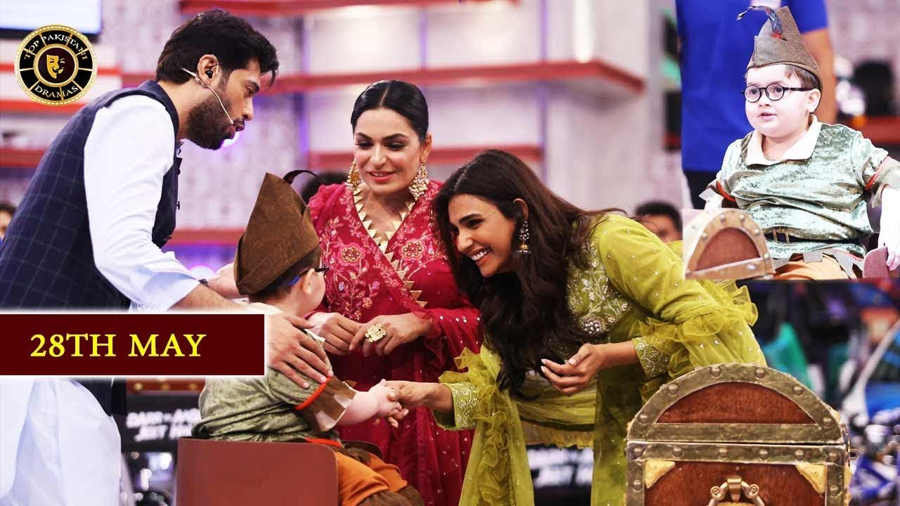 Jeeto Pakistan | Guest: Amna Ilyas and Meera | Top Pakistani
