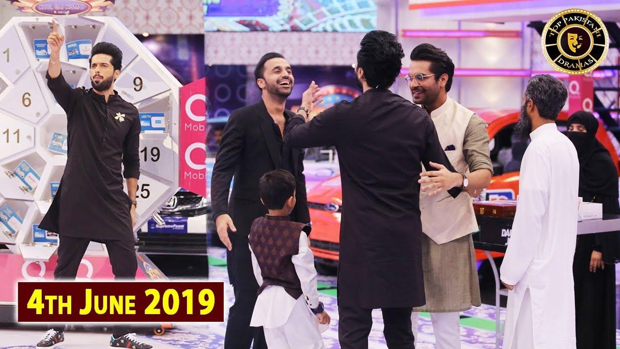 Jeeto Pakistan | Guest: Asim Azhar & Waseem Badami | Top Pakistani