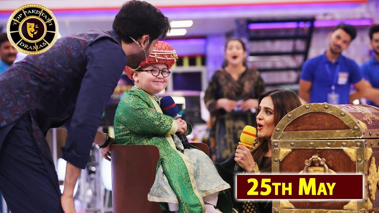 Jeeto Pakistan | Guest | Sumbul Iqbal & Ali Safina | Top Pakistani