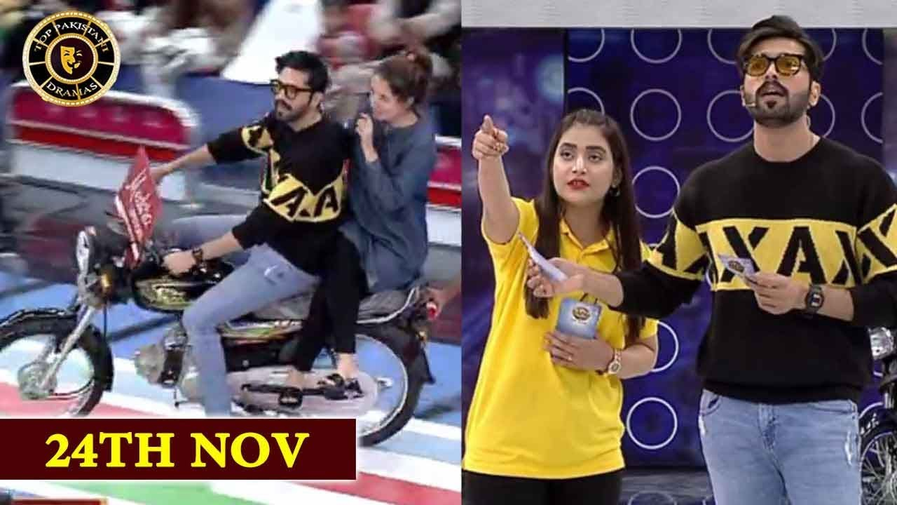 Jeeto Pakistan | Special Guest | Amar Khan & Emmad Irfani | Top Pakistani Show