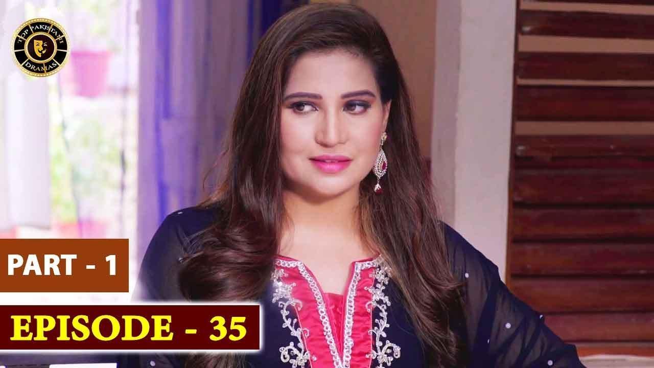 Pakeeza Phuppo Episode 35 | Part 1 | Top Pakistani Drama