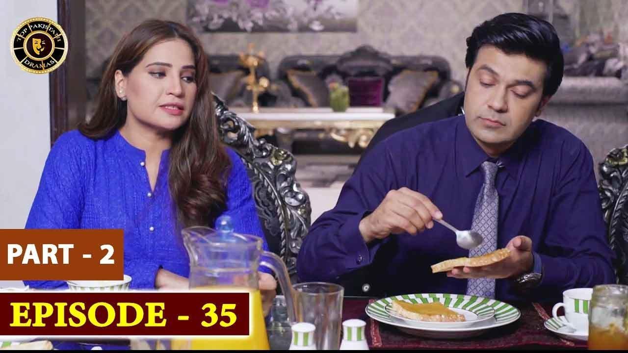 Pakeeza Phuppo Episode 35 | Part 2 | Top Pakistani Drama