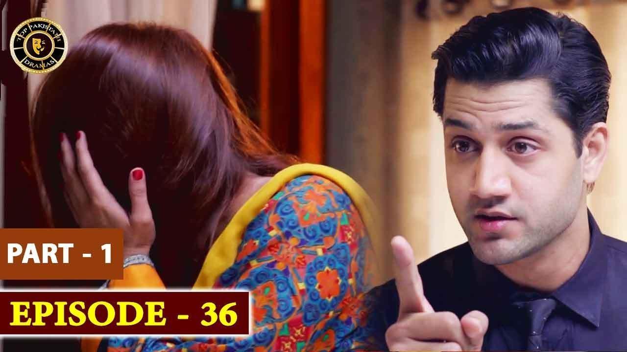 Pakeeza Phuppo Episode 36 | Part 1 | Top Pakistani Drama