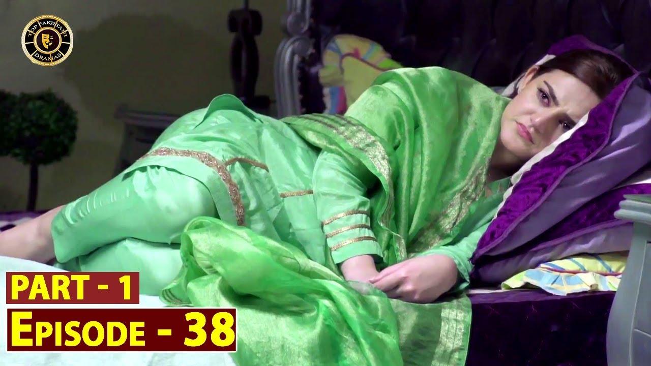 Pakeeza Phuppo Episode 38 | Part 1 | Top Pakistani Drama